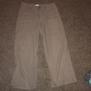 Soft tan pants for dress or casual